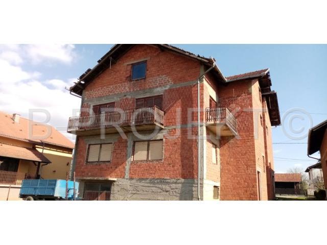 Kuća u izgradnji, Prodaja, Bjelovar, Bjelovar
